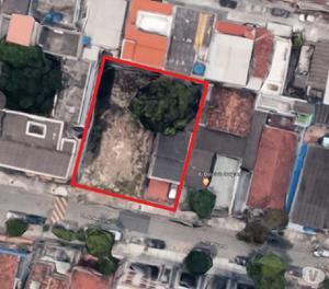 Terreno com casa 3 quartos no Cachambi 550 m²