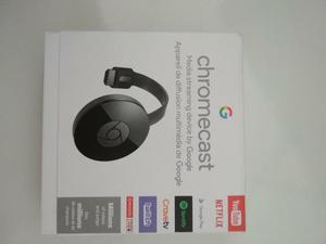 Chromecast 2 original e lacrado!