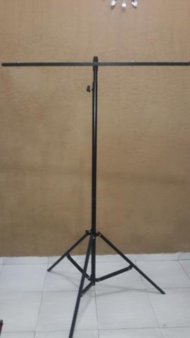 Pedestal de iluminação de DJ para 4 luzes