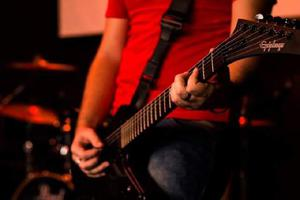 Curso de violão e guitarra