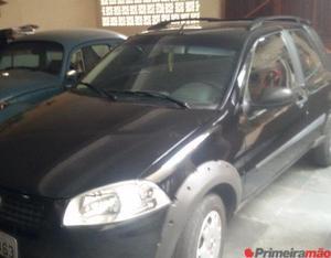 FIAT STRADA WORK CABINE DUPLA, 1.4 FLEX, ANO/MOD 2011/12,