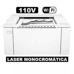 Impressora Hp Laser Usb/ Wifi M102 110v