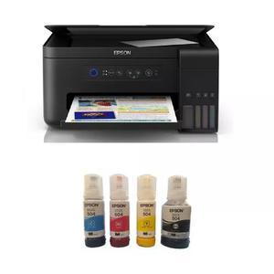 Impressora Multifuncional Epson A4 L4150 Tinta Sublimatica