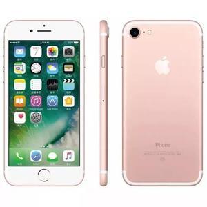 Iphone 7 128 Gb Rose Gold Lacrado De Fábrica Garantia Apple