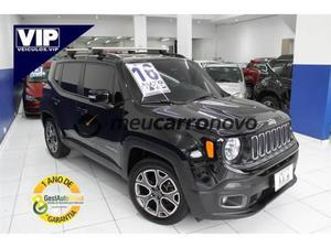JEEP RENEGADE LONGITUDE 1.8 4X2 FLEX 16V AUT. 2015/2016