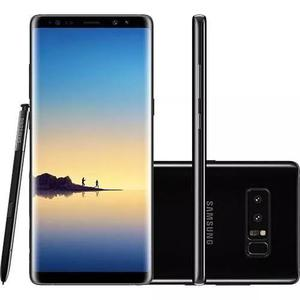 Samsung Galaxy Note 8 Tela 6.3 Octa-core 128gb Câm. Dupla