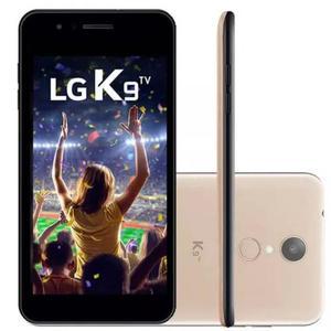 Smartphone Lg K9 Com Tv Digital Dourado 16gb Tela 5 Dual C