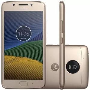 Smartphone Moto G5 Xt1677 Motorola Dual Sim 3+16gb + Brinde!