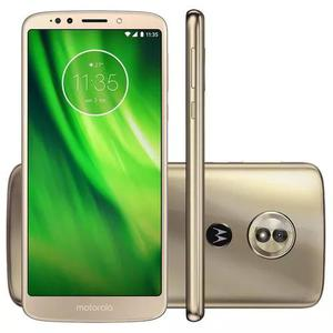 Smartphone Motorola Moto G6 Play Dourado 32 Gb Xt1922/o