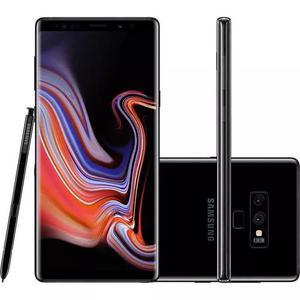 Smartphone Samsung Galaxy Note 9 128gb Lacrado Envio Imediat
