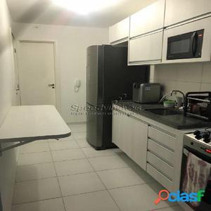 Venda Apartamento em Santos 2 dormitórios.