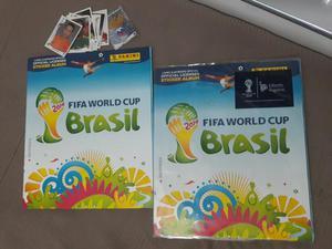 2 álbum da Copa do Mundo