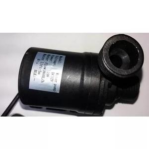 Mini Bomba D'água 19w 5m 800l/h 12v Dc Solar Bateria