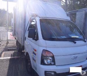 Hr Hyundai 2014 Baú e Defletor Único dono