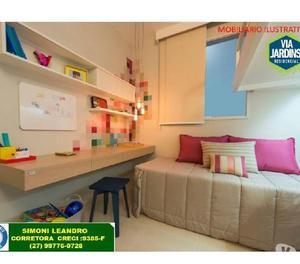 Apartamento 2 quartos com Varanda, em Morada de Laranjeiras