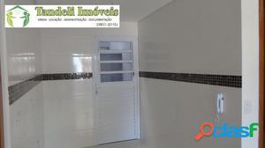 Cobertura sem condomínio, 2 dormitórios, Vila Floresta -