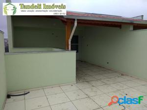 Cobertura sem condomínio, 2 dormitórios, Vila Junqueira -