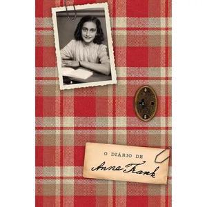Diario De Anne Frank - Capa Dura - Record