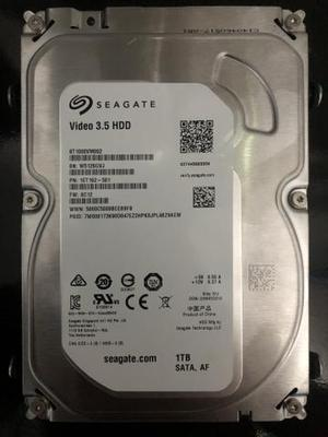 Hd 1tb Sata Seagate P/ Dvr e Pc Desktop + cabo