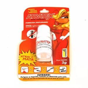 Kit Com 2 Atratex 5g Isca Pra Formiga
