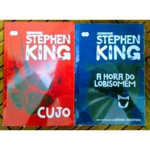 Livro Cujo + A Hora Do Lobisom