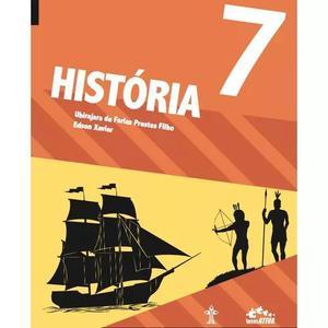 Livro De História 7o Ano - Escola Adventista (novos)