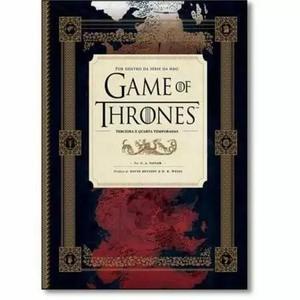 Livro- Game Of Thrones