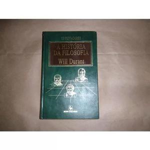Livro - Os Pensadores - História Da Filosofia.