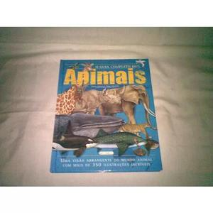 Livro,,,o Guia Completo Dos Animais Ediçao 2008