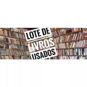 Lote 20 Livros Kit De Literatura Estrangeira