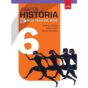 Nos Dias De Hoje - Jogo Da Historia - 6º Ano - Ensino