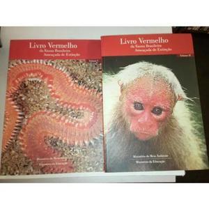 O Livro Vermelho Da Fauna Brasileira Ameaçada De Extinção