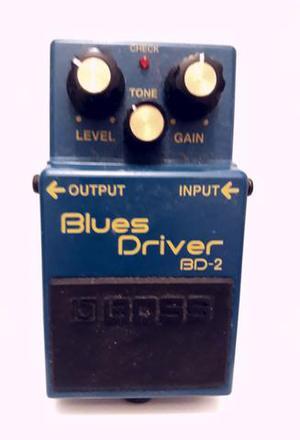 O melhor pedal overdrive da Boss (novo) usado apenas em casa