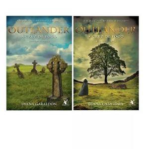 Outlander: A Cruz De Fogo - Livro 5 - Parte 1 E 2 (2 Livros)