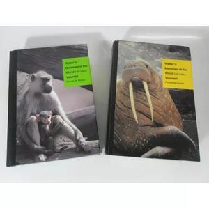 Walker´s Mammals Of The World - Volumes 1 E 2