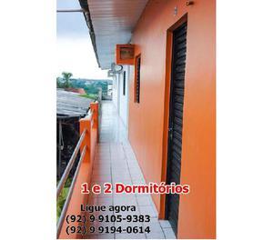 Parque 10 - Apartamentos 1 e 2 dormitórios - Prox. Ao