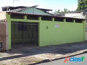 Casa 3 dormitórios com edícula Jd. Maria Eugenia - Casa a