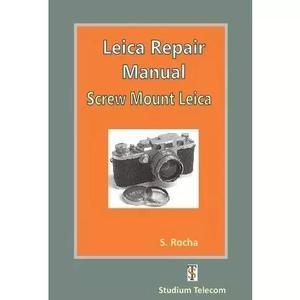 Manutenção De Maquinas Leica Antiga E Amplificador