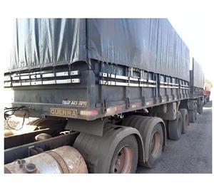Scania G 4406x4 Branca 2013 Rodo Trem Guerra