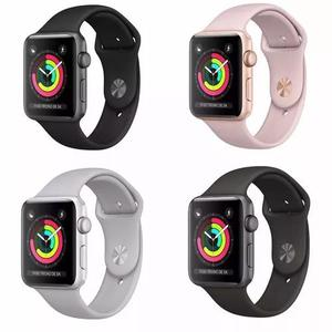Apple Watch Series 3 38mm Gps Prova D'água Pronta Entrega