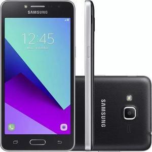Celular Samsung Galaxy J2 Prime Preto 16gb Dual Novo Nfe