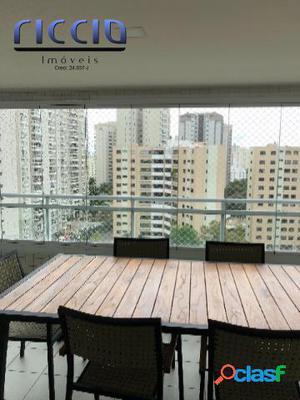 Apartamento no Bairro da Vila Ema com 182m2, 4 dormitórios
