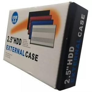 Case Hd 2.5 Externo Notebook Sata Usb 3.0 Até 3tb Gaveta