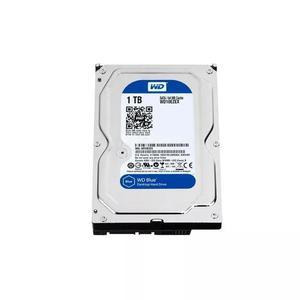 Hd 1tb Sata Iii Western Digital Blue 7200rpm 64mb - Wd10ezex