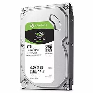 Hd 1tb Seagate Barracuda 7200rpm 64mb Sata3 Pronta Entrega