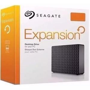 Hd Externo 2tb 2000gb Seagate Mesa 3,5 - Leia A Descrição