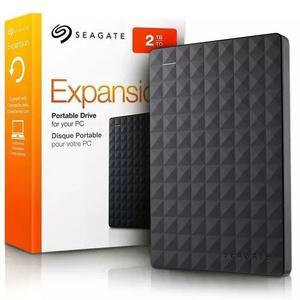 Hd Externo 2tb Portatil Seagate Samsung Expans Ps4/xbox One