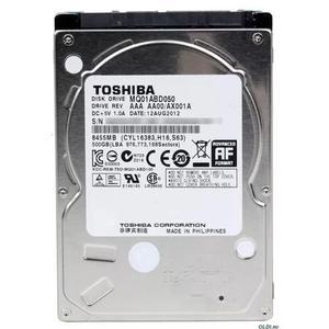 Hd Notebook 500gb Sata Toshiba 9mm Novo 0 Hora Lacrado