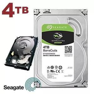 Hd Seagate Desktop Hdd 4tb 4000gb 64mb Sata3 6gb/s 5900 Rpm