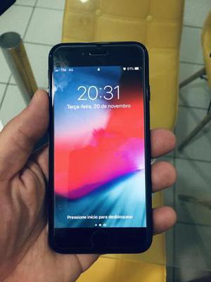 IPhone 7 Jet Black 32GB Garantia 3 anos